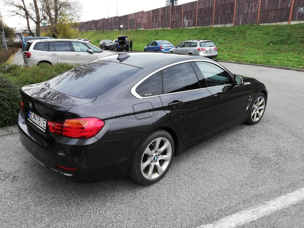 BMW rad 4 Gran Coupé Coupé 420d xDrive