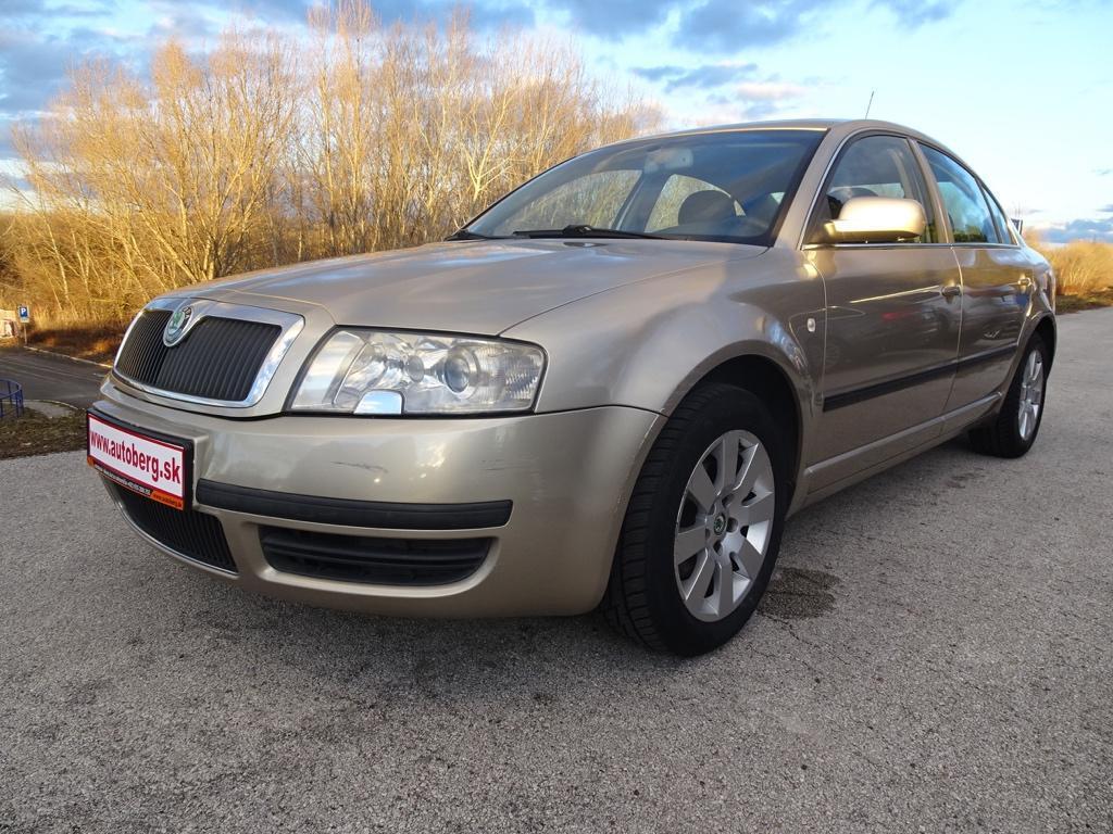 Škoda Superb 2.0 TDI Comfort DPF, 103kW, M6, 4d.