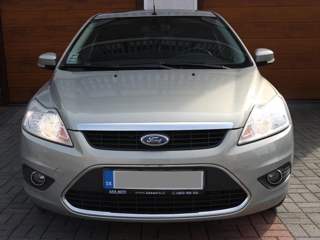 Ford Focus Kombi 1.6 TDCi Duratorq Ghia