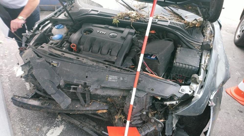 Škoda Superb 2.0 TDI Comfort DPF