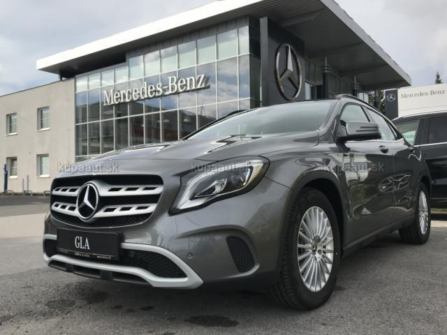 Mercedes GLA trieda GLA 200 D