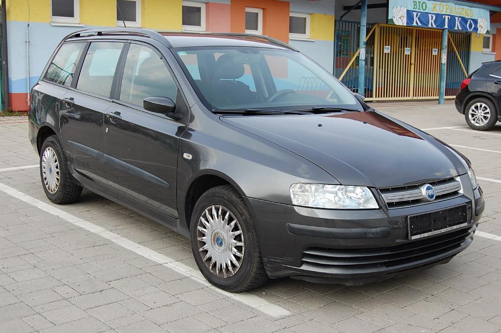 f316d0d989 Fiat Stilo Multi Wagon 1.9 MTJ Acti...