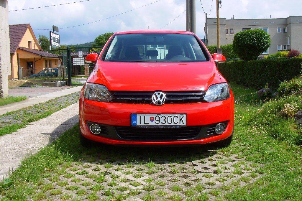 Volkswagen Golf Plus VI 1.6 Comfortline