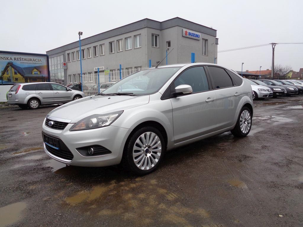 Ford Focus 1.6 TDCi Duratorq  Titanium