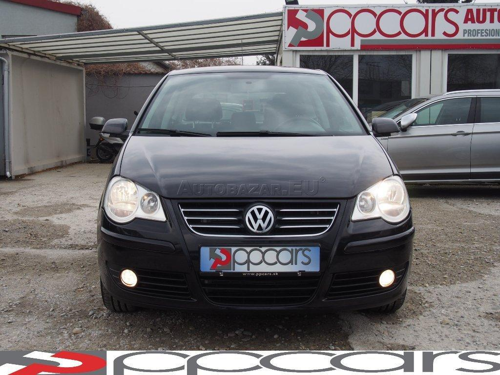 Volkswagen Polo IV 1.4 TDI Comfortline,3dv.,klíma.