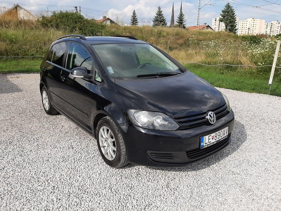 Volkswagen Golf Plus VI 1.6 TDI Comfortline