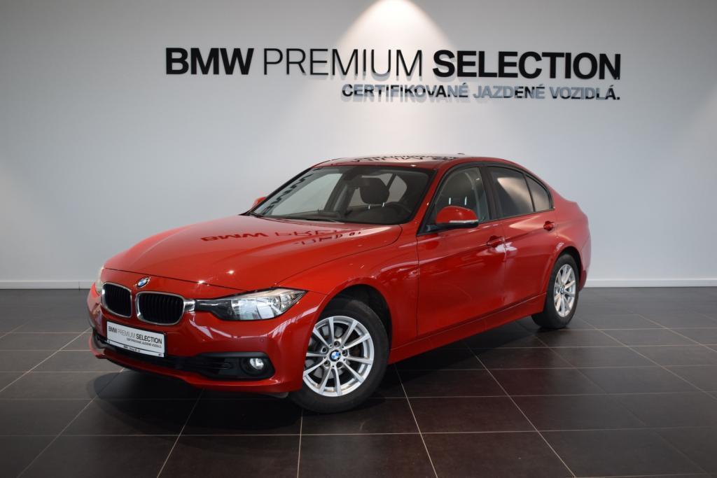 BMW rad 3 318i (F30)