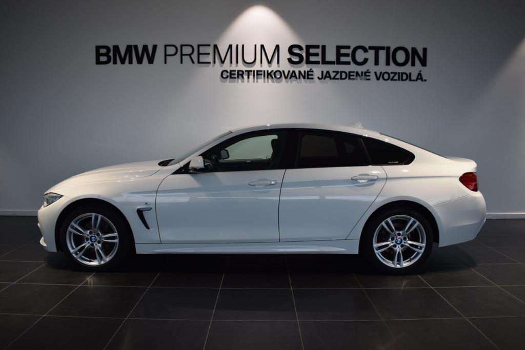 BMW rad 4 Gran Coupé 420d xDrive M Sport (F36)