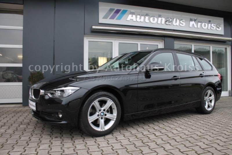 BMW rad 3 Touring 320d  Advantage (F31 mod.15)