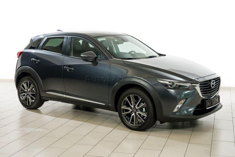 Mazda CX-3 1.5 Skyactiv-D105 Sport Line AWD