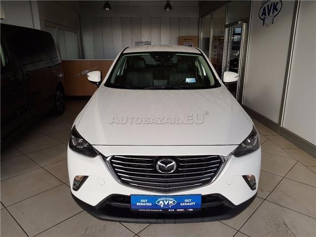 Mazda CX-3 1.5 Skyactiv-D105 Sport Line AWD A/T
