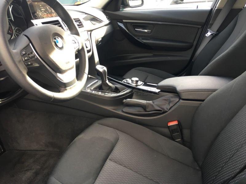 BMW rad 3 Touring 318d  Advantage (F31 mod.15)