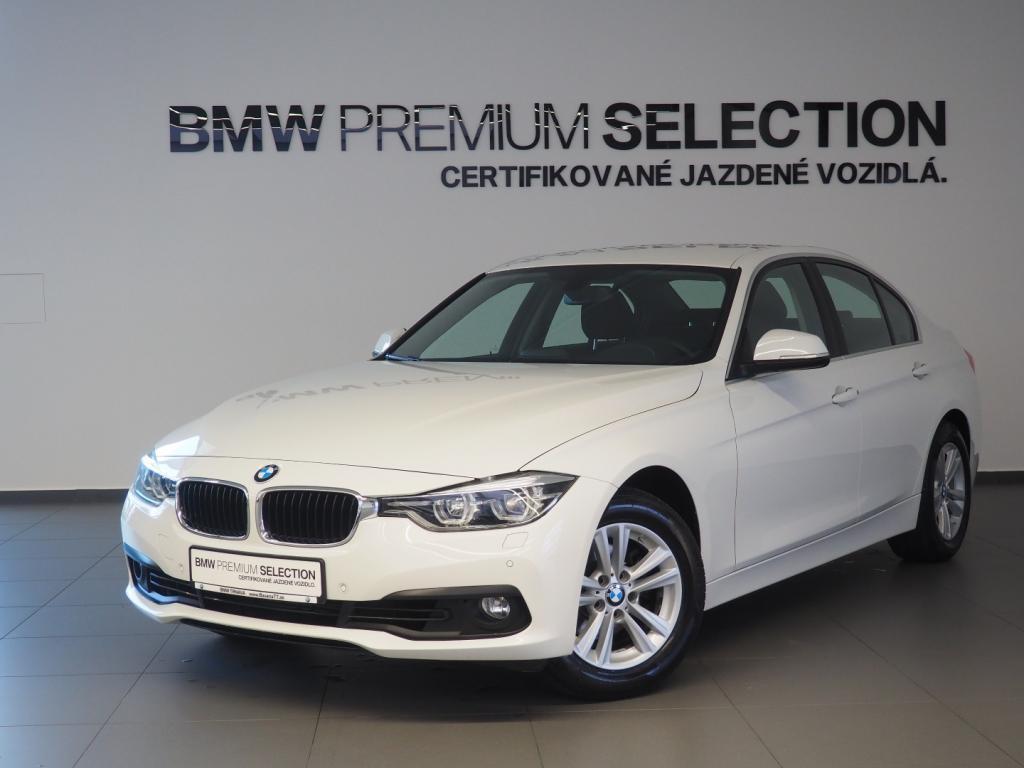 BMW rad 3 318i Advantage (F30)