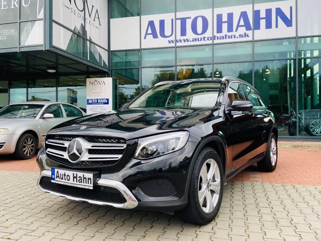 Mercedes-Benz GLC SUV 220d 4MATIC A/T