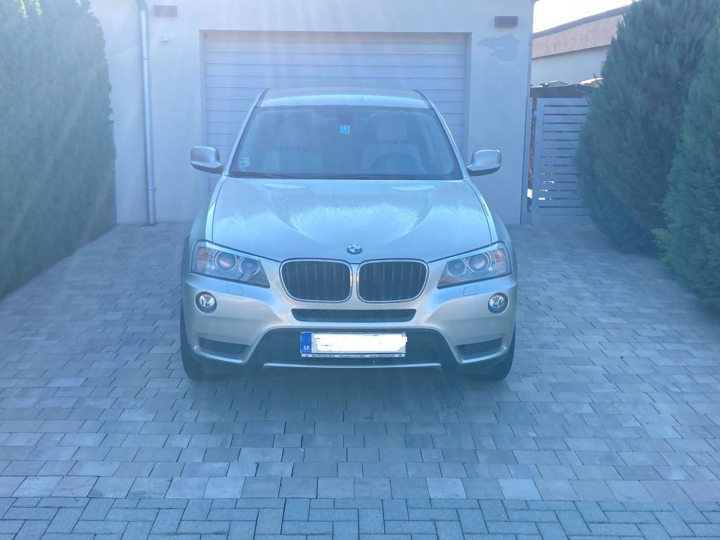 BMW X3 xDrive20d, 135kW, M6, 5d.