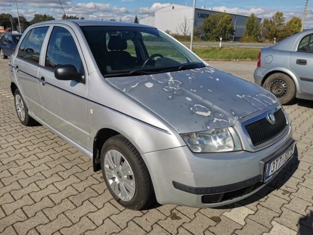 Škoda Fabia 1,4 MPI