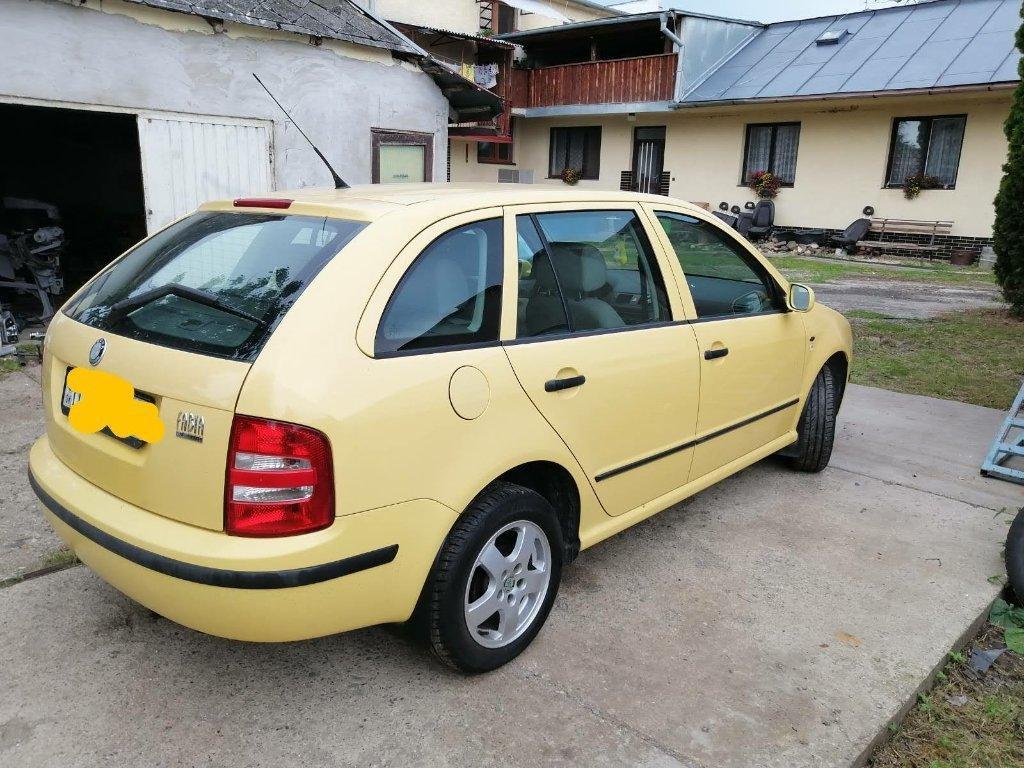 Predám Škoda Fábia