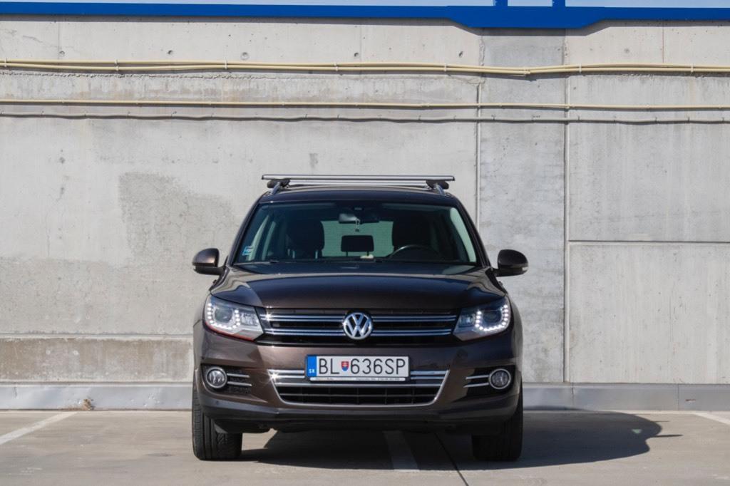 Volkswagen Tiguan 2.0 CR TDI 4-Motion Sport&Style DSG