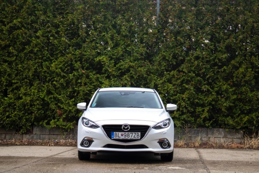Mazda 3 2.0 Skyactiv -G165 Revolution