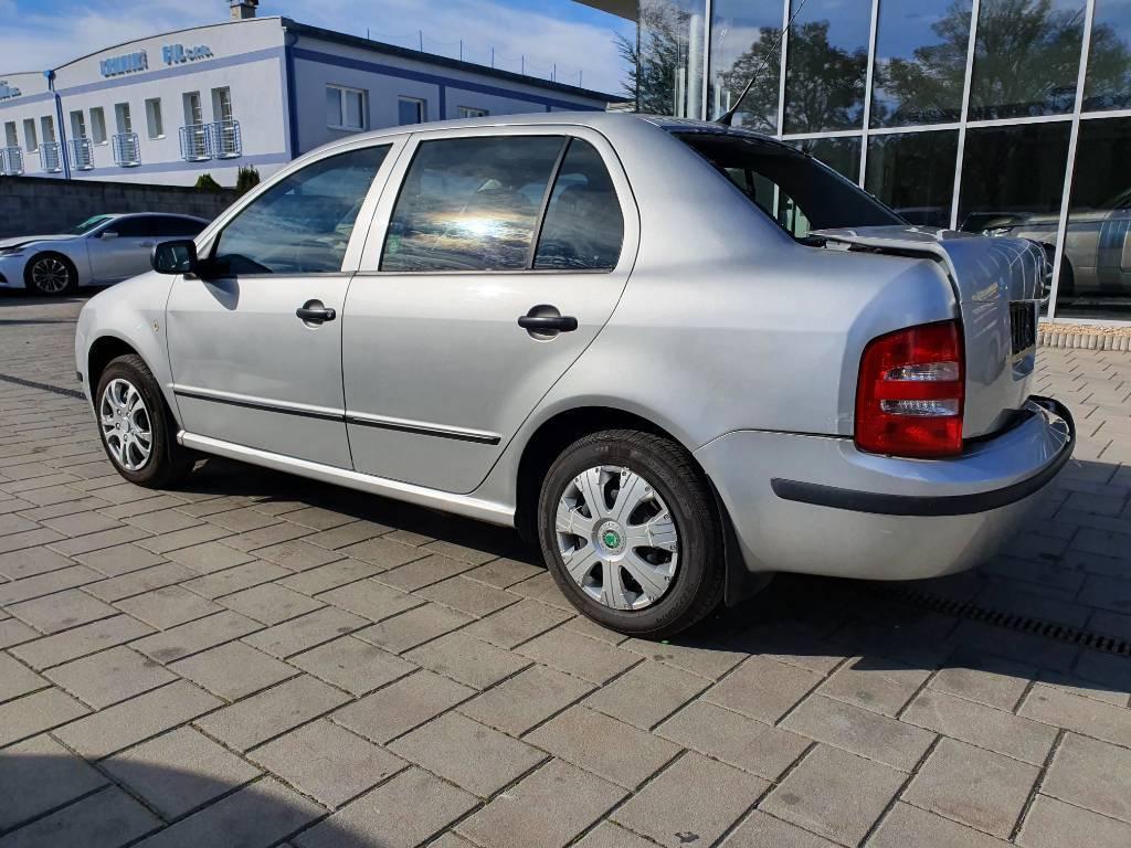 Škoda Fabia sedan 1.4 Classic