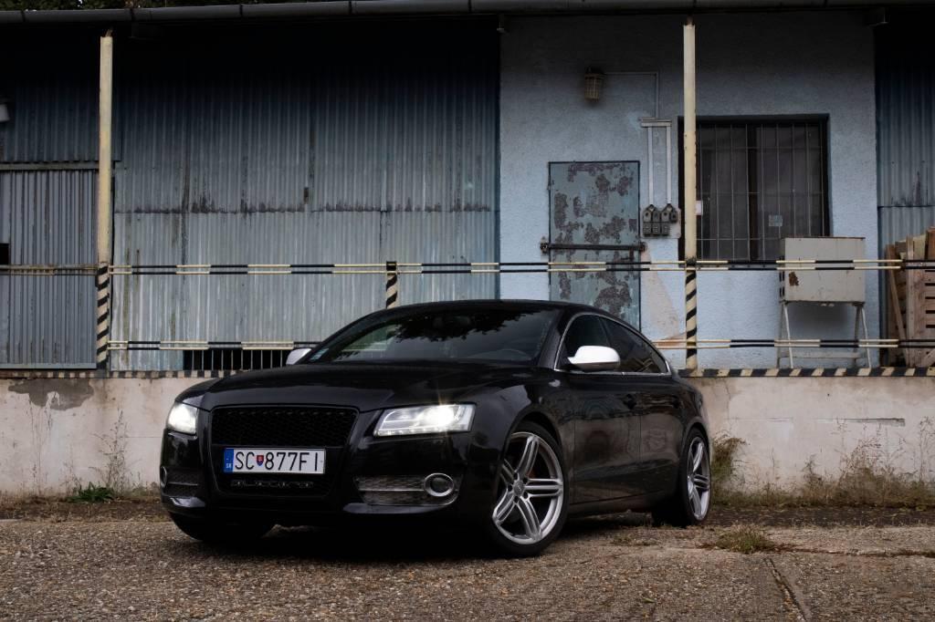 Audi A5 Sportback 3.2 FSI quattro S tronic