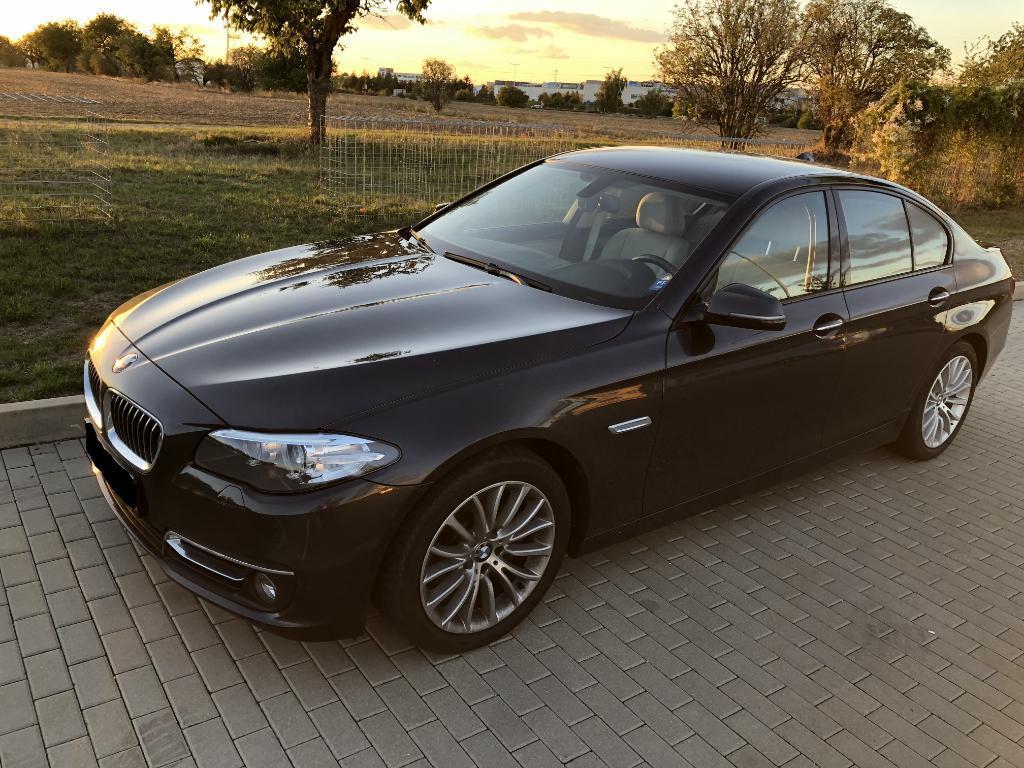 BMW rad 5 520d Xdrive