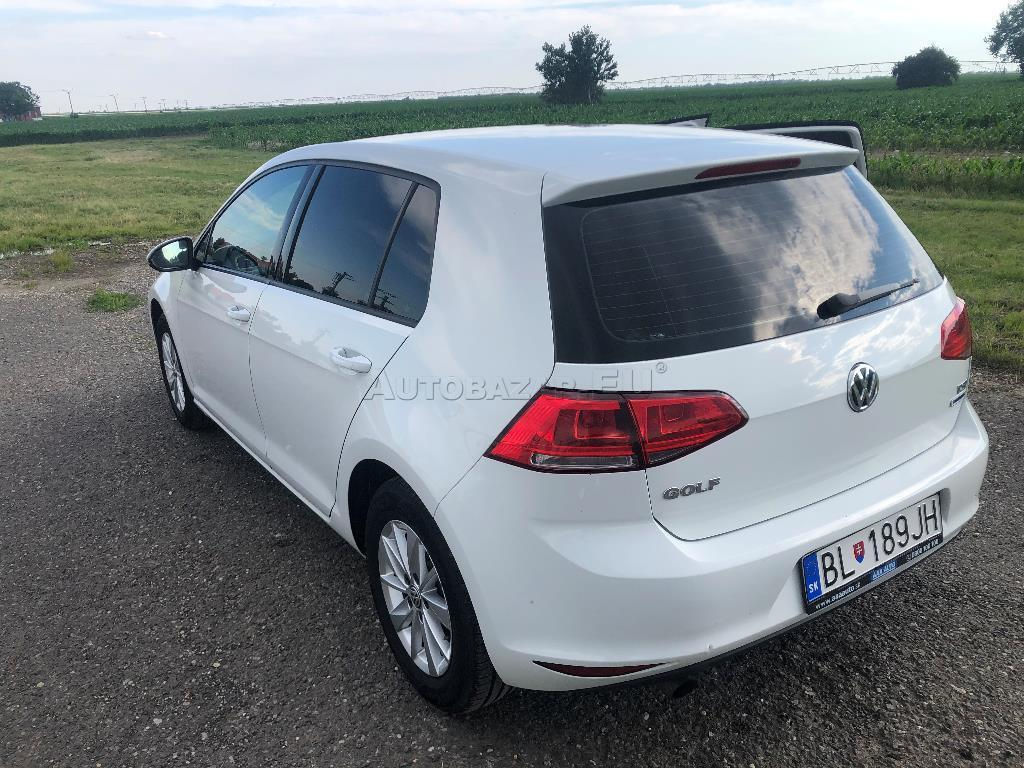 Volkswagen Golf VII 1.2 TSI BMT 105k Comfortline