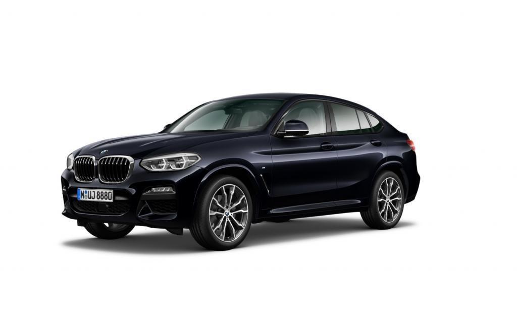 BMW X4 xDrive 20d M Sport (G02)
