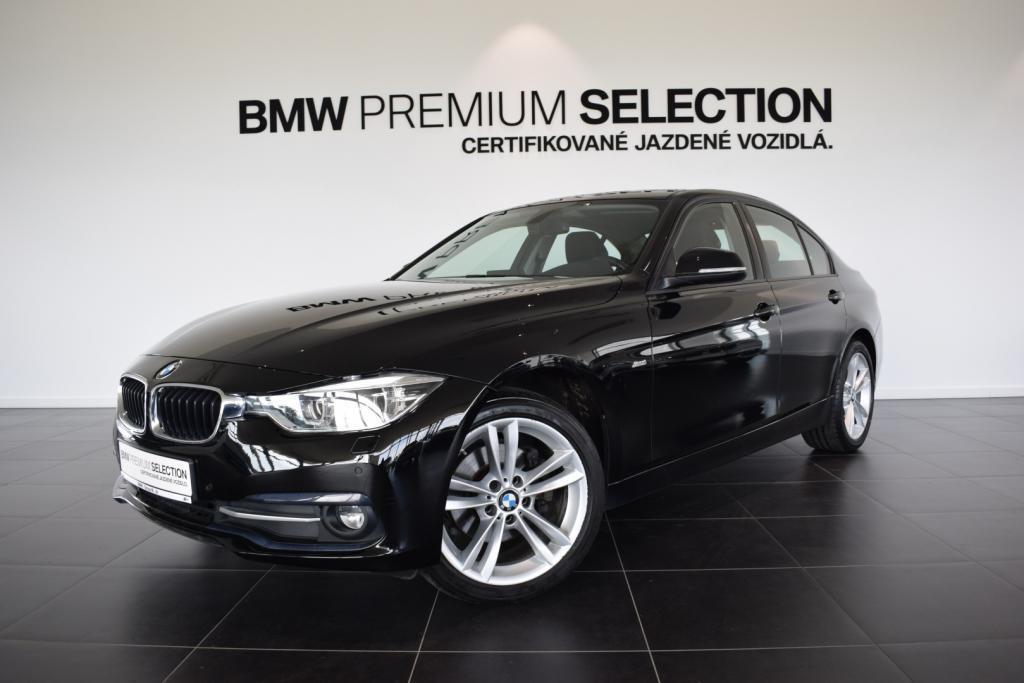 BMW rad 3 320d xDrive Sport Line (F30)