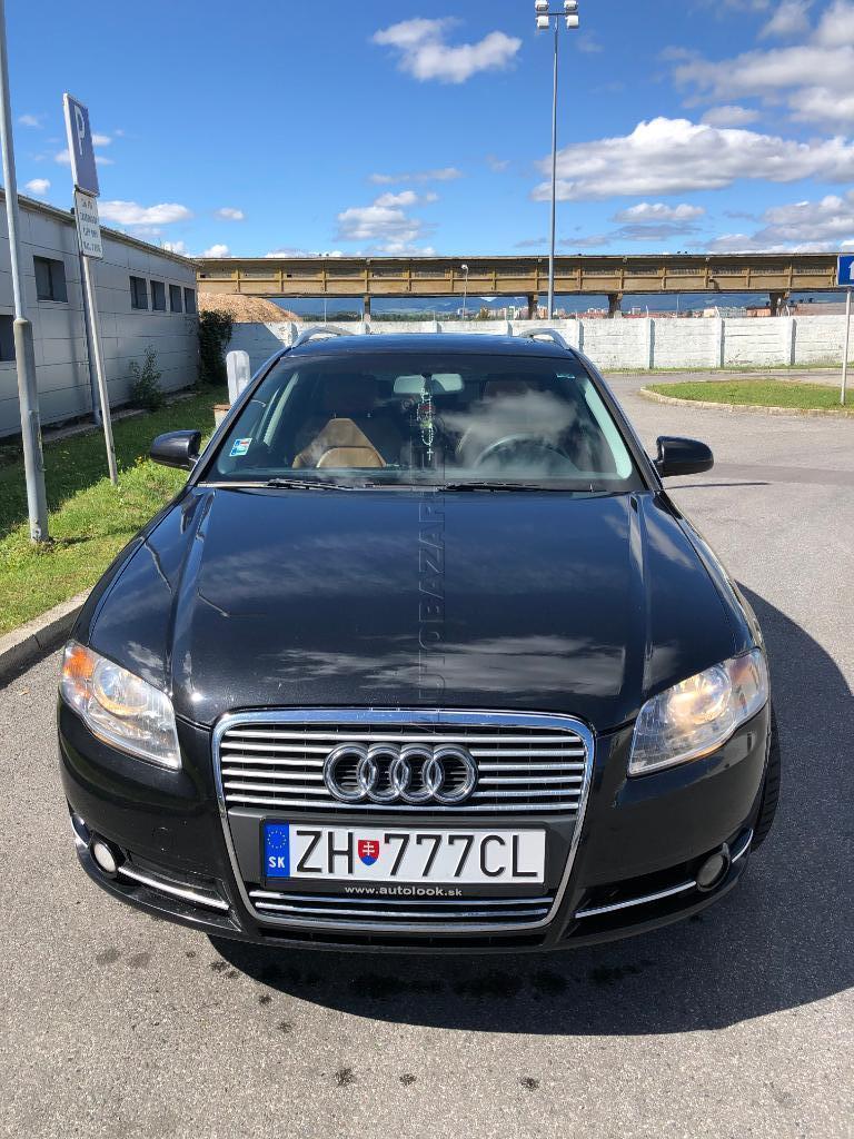 Audi A4 Avant 2.0 TDI Premium multitronic