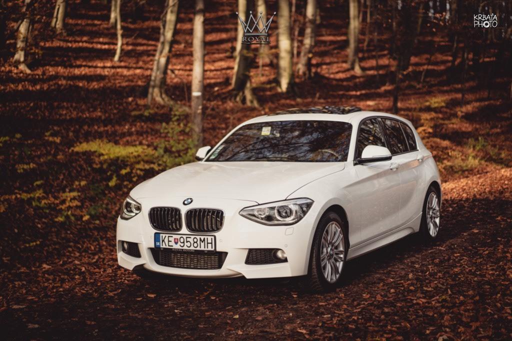 BMW Rad 1 125d M-packet