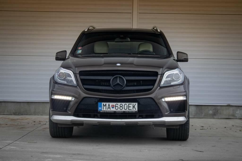 Mercedes-Benz GL 63 AMG 4matic