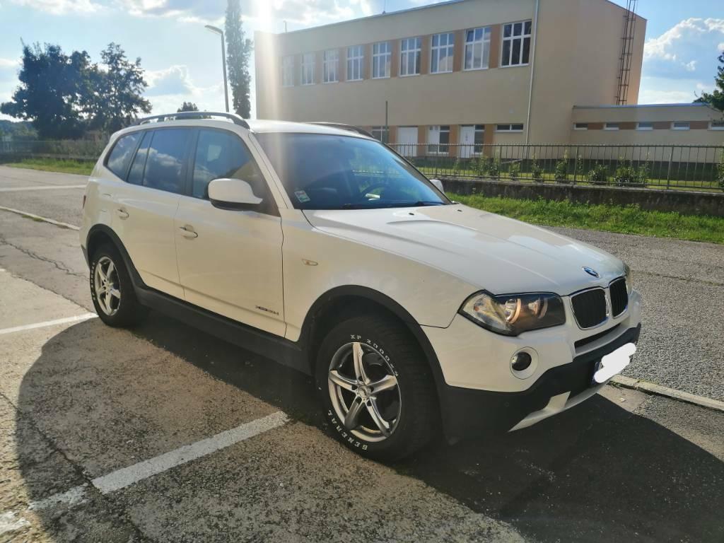 BMW X3 xDrive20d 177k