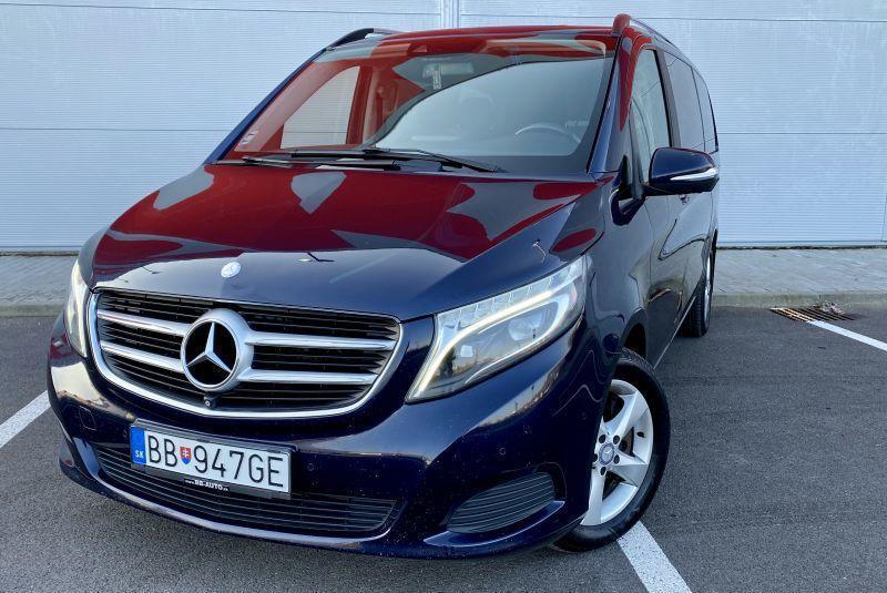 Mercedes V TRIEDA 250 D BLUETEC EDITION LANG
