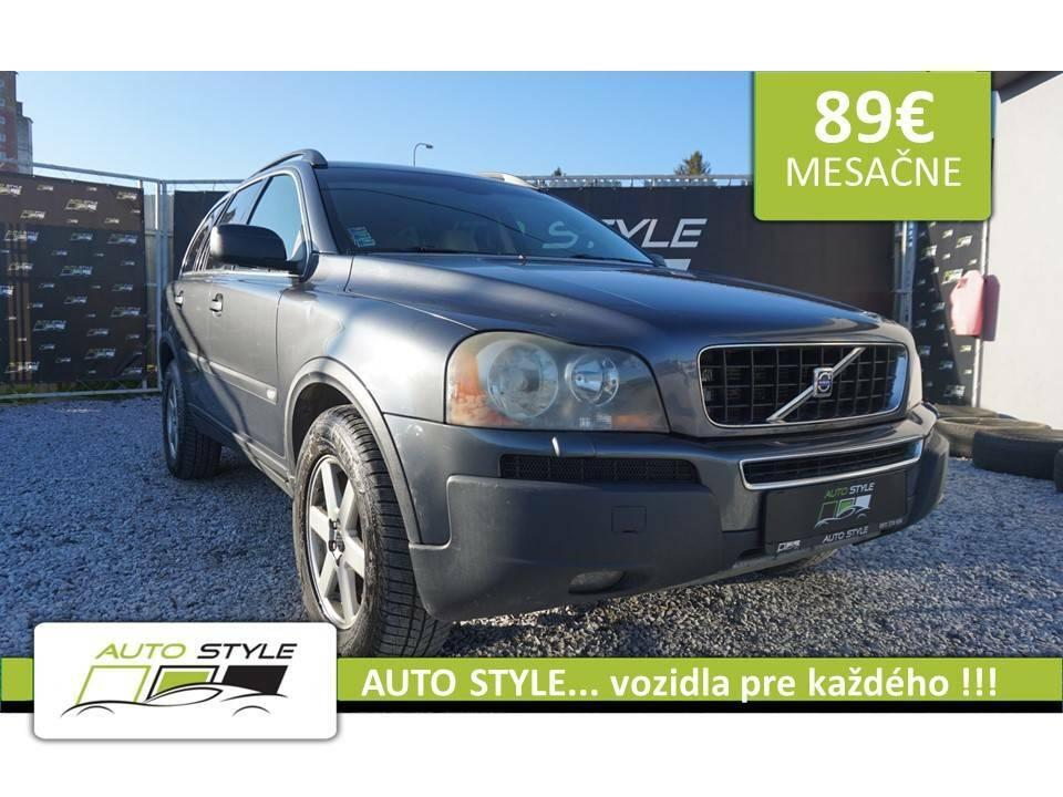 Volvo XC90 XC 90 D5 Momentum A/T 7m