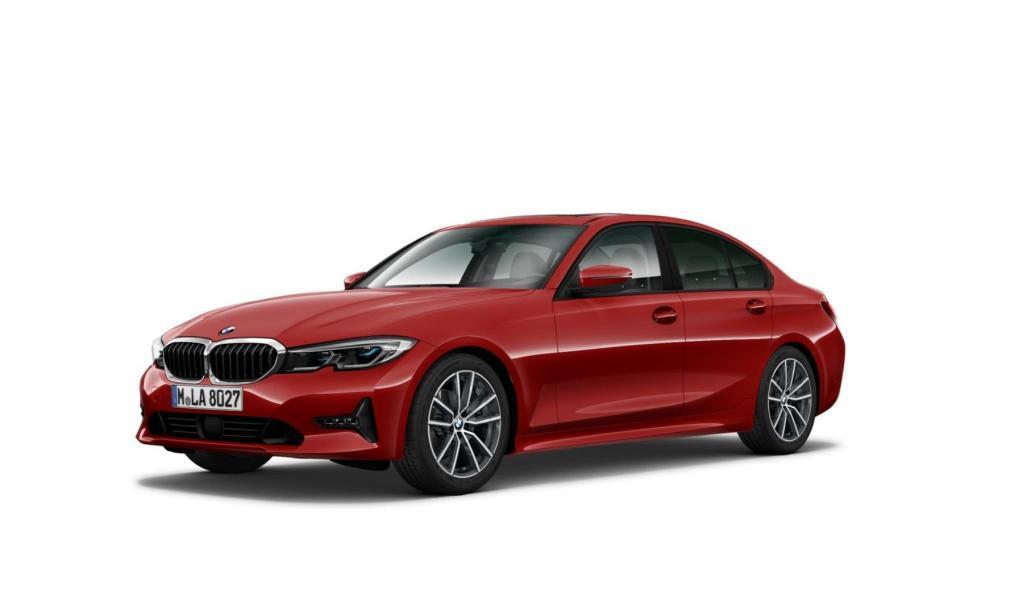 BMW rad 3 320 d xDrive Advantage (G20)