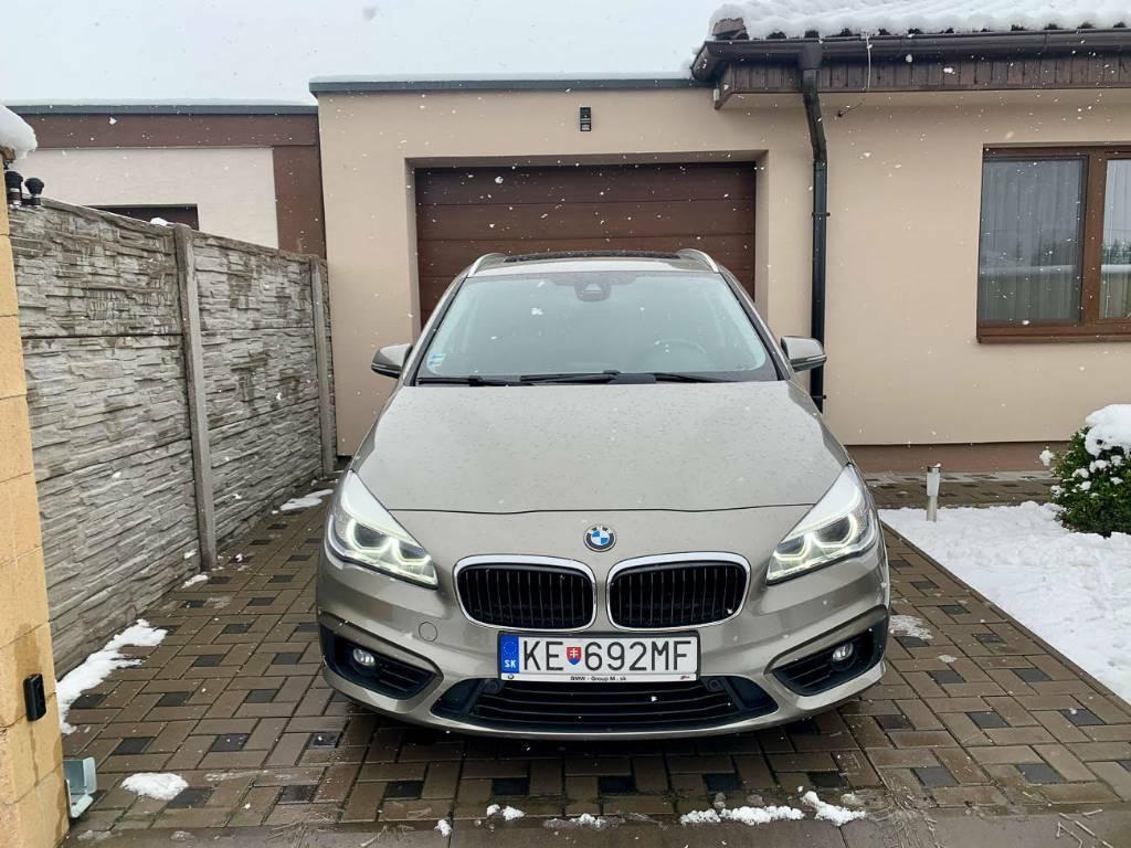 BMW Rad 2 Active Tourer 2   216d Luxury Line A/T