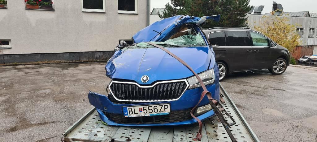 Škoda Fabia 1.0 TSI Extra