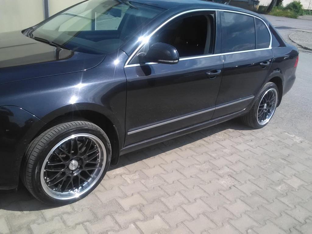 Škoda Superb 2.0 TDI CR 4x4 Elegance, 125kW, M6, 5d.