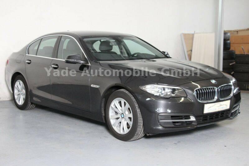 BMW Rad 5 520d xDrive AT