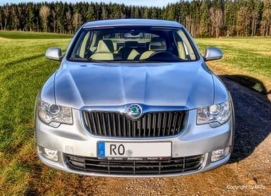 Škoda Superb 2.0 TDI Classic DPF
