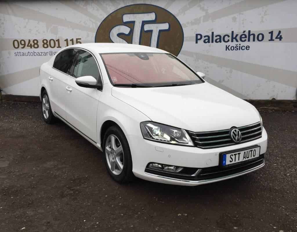 Volkswagen Passat 2.0 TDI BMT Highline Business DSG