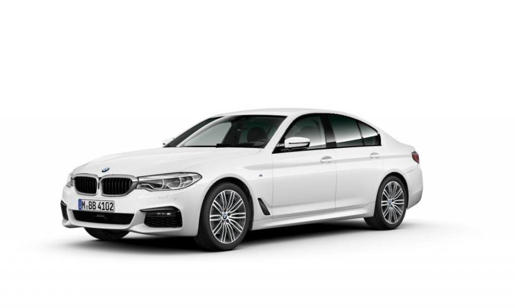 BMW rad 5 520d xDrive (G30)