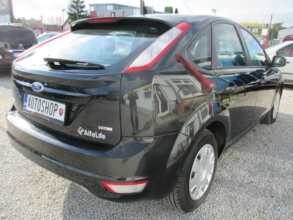 Ford Focus 1.6 TDCi Duratorq DPF Titanium