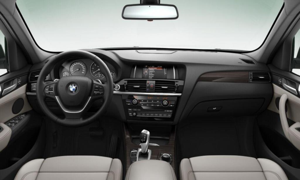 BMW X3 xDrive20d (F25)