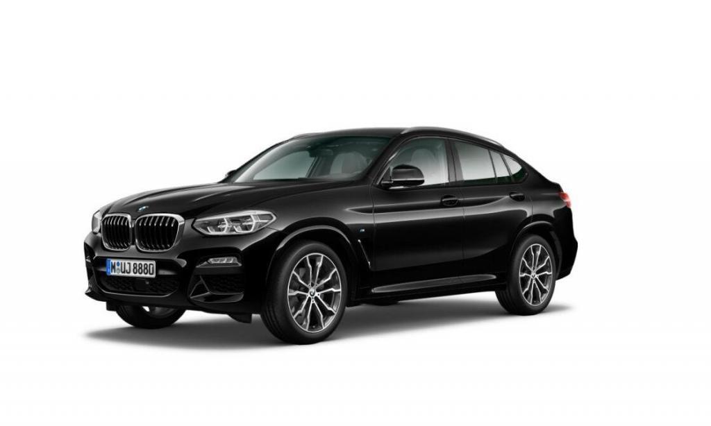 BMW X4 xDrive20d M Sport (G02)