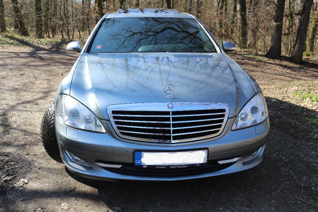 Mercedes-Benz S trieda Sedan 320 L CDI, 173kW, A7, 4d.