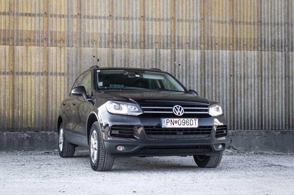 Volkswagen Touareg II 3.0 V6 TDI 240k BlueMotion Technology