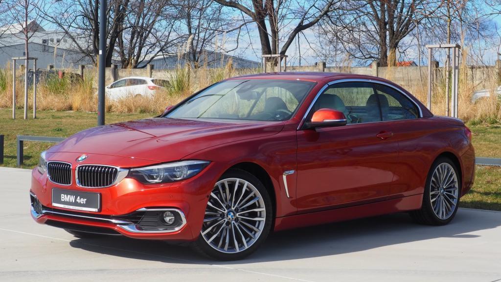 BMW rad 4 Cabrio 420i Luxury Line A/T (F33 mod.17)