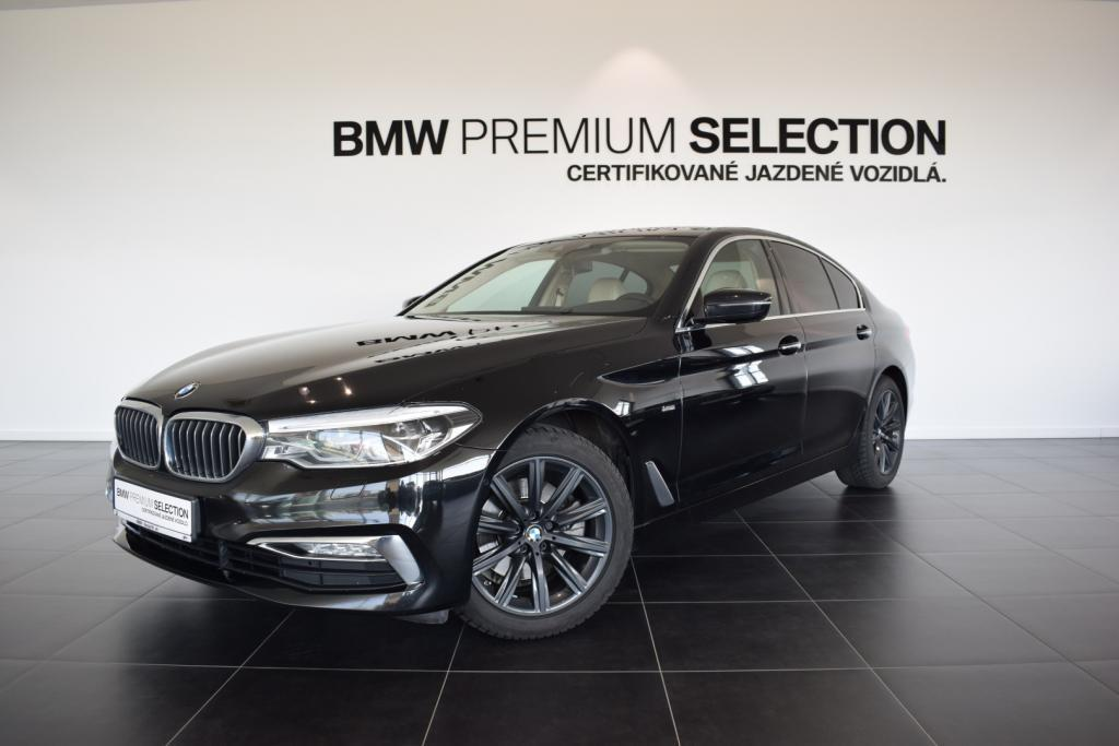 BMW rad 5 520d xDrive Luxury Line (G30)